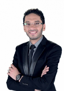 د.محمد عماد مؤسس مركز وايتي